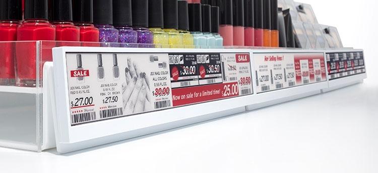 Фото - Japan Display и E Ink представили 30-см дисплей для электронных ценников»