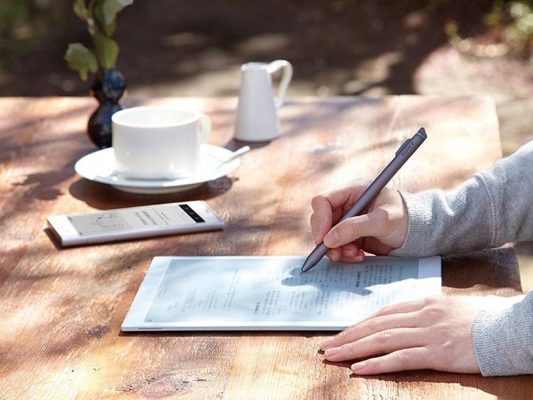 Фото - Sony DPT-CP1: планшет с 10,3-дюймовым экраном E Ink»