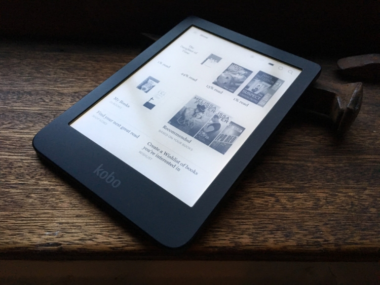 Фото - Ридер Kobo Clara HD с экраном E ink по цене $130 поступит в продажу в июне»
