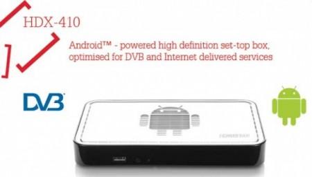 Фото - EchoStar представила ТВ-приставку HDX-410 на базе Android 4.0