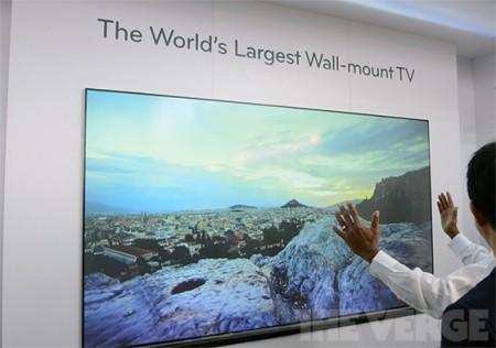 Фото - #CES | 100-дюймовый LG Laser TV за $10 000