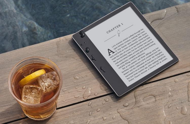 Фото - Новый е-ридер Amazon Kindle Oasis помог E Ink поднять выручку»