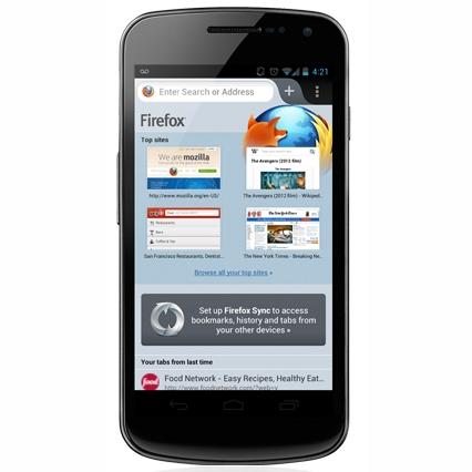 Фото - В Google Play появился новый Mozilla Firefox для Android