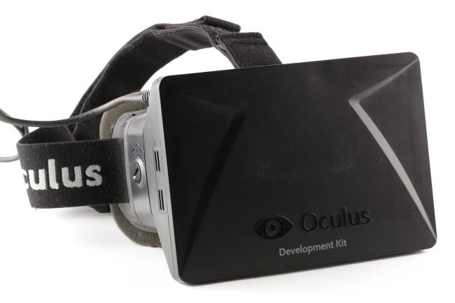 Фото - #видео | Управление летательным дроном при помощи Oculus Rift