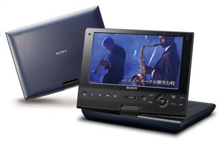 Фото - Sony запустила в продажу 9-дюймовый BD-плеер