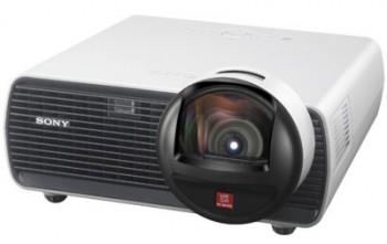 Фото - Sony представила проектор VPL-BW120S для игр и кино