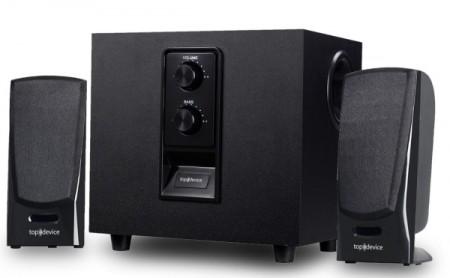 Фото - Универсальные акустические системы TopDevice TDM-200 и TDM-205