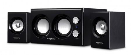 Фото - TopDevice представляет мощную акустическую систему TDM-505