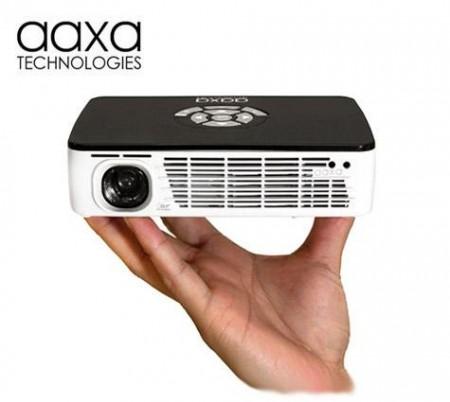 Фото - AAXA P300: пико-проектор с яркостью 300 люмен