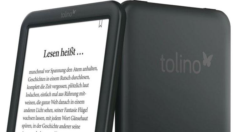 Фото - Deutsche Telekom продаёт акции производителя ридеров Tolino»