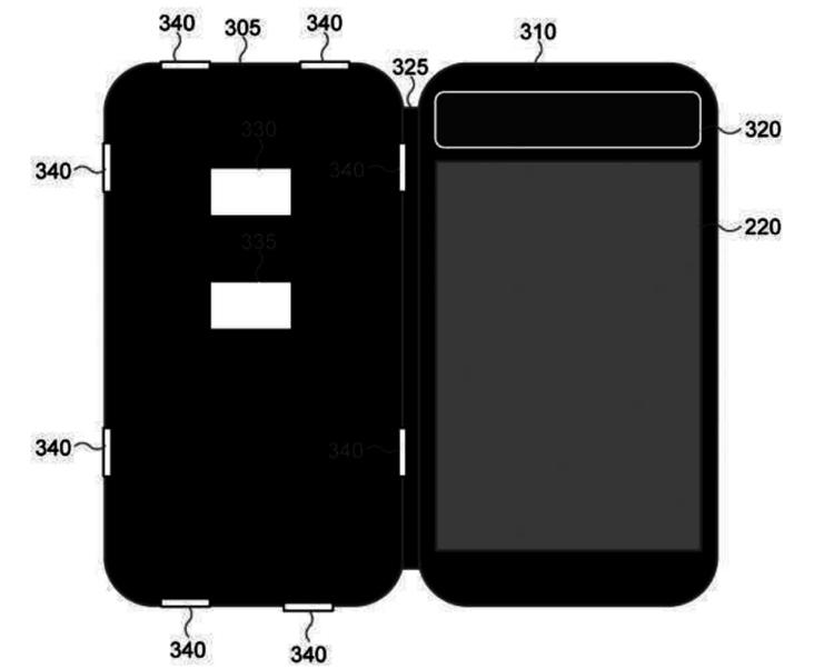 Фото - Samsung предлагает встраивать дисплеи E-Ink в чехлы для смартфонов»