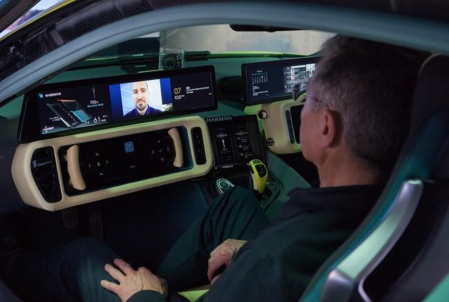 Фото - #CES | Автомобильные системы Harman получат поддержку Microsoft Office 365 и Cortana
