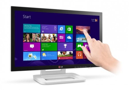 Фото - LG ET83 Touch 10 можно трогать сразу двумя руками
