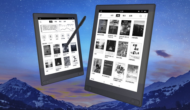 Фото - Likebook Note T103: 10,3-дюймовый блокнот с экраном E Ink и подсветкой»