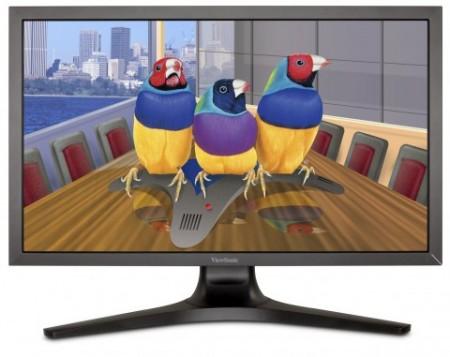 Фото - ViewSonic показала 27-дюймовый монитор VP2770-LED