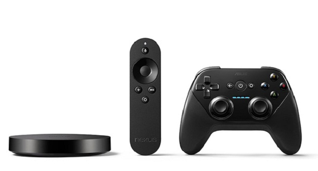 Фото - Google представила медиаплеер Nexus Player за 99 долларов