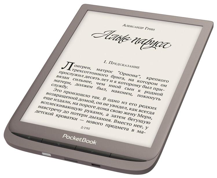 Фото - PocketBook 740 — новый флагманский ридер с 7,8-дюймовым экраном»