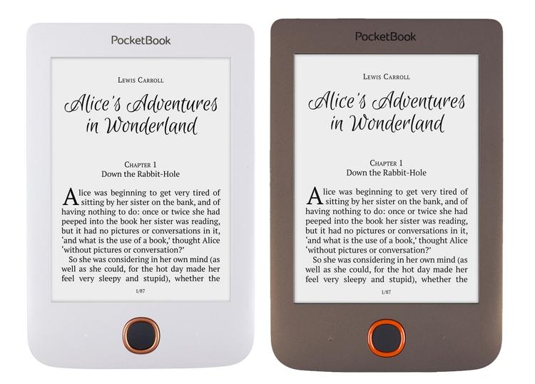 Фото - Pocketbook Basic Lux и Pocketbook Basic 3: ридеры начального уровня»