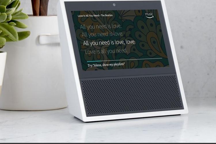 Фото - Amazon представила смарт-динамик Echo Show с поддержкой видеозвонков и воспроизведения видео YouTube»