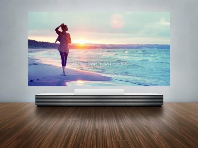 Фото - #CES | Sony представила шикарный домашний 4K-проектор