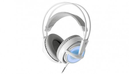 Фото - Гарнитура SteelSeries Siberia V2 Frost Blue уже в продаже
