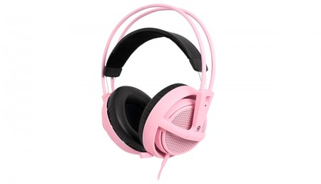 Фото - SteelSeries и The Breast Cancer Research Foundation представляет розовую версию гарнитуры Siberia v2 Pink Edition
