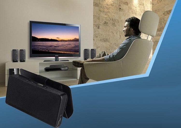 Фото - ТВ-приставка CS668 совмещает функции Bluetooth-динамка и резервного аккумулятора»