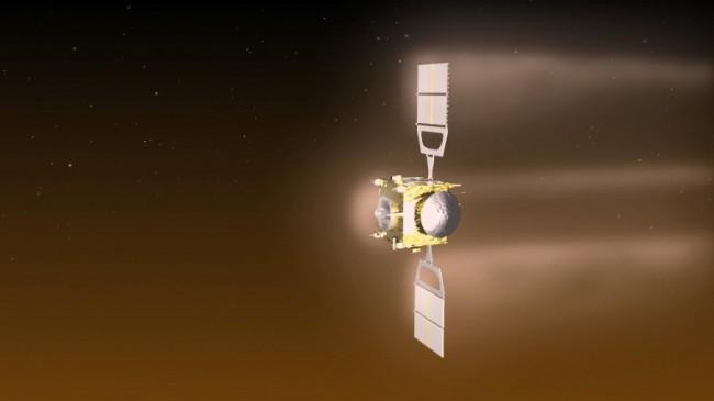 Фото - Европейское космическое агентство сообщает о потере зонда «Венера-экспресс»